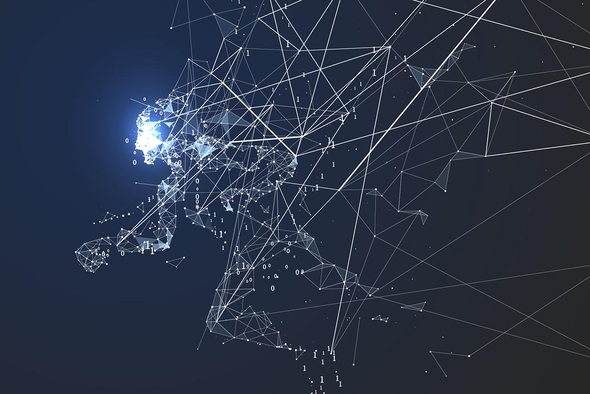 Transformação digital definida por dados